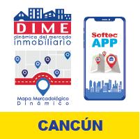 DIME App Mapa Cancún