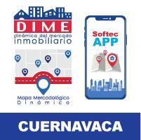 DIME App Mapa Cuernavaca