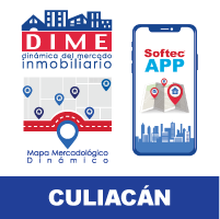 DIME App Mapa Culiacán