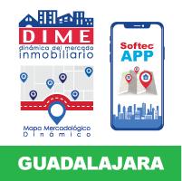 DIME App Mapa Guadalajara