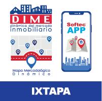 DIME App Mapa Ixtapa