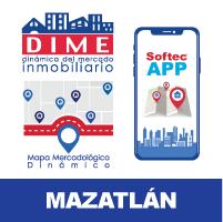DIME App Mapa Mazatlán