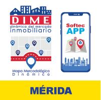 DIME App Mapa Mérida